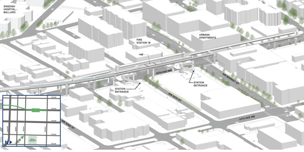 Sound Transit extends comment period for Ballard light rail