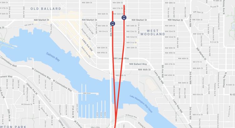 Seattle leaders recommend tunnels for Ballard, West Seattle light rail