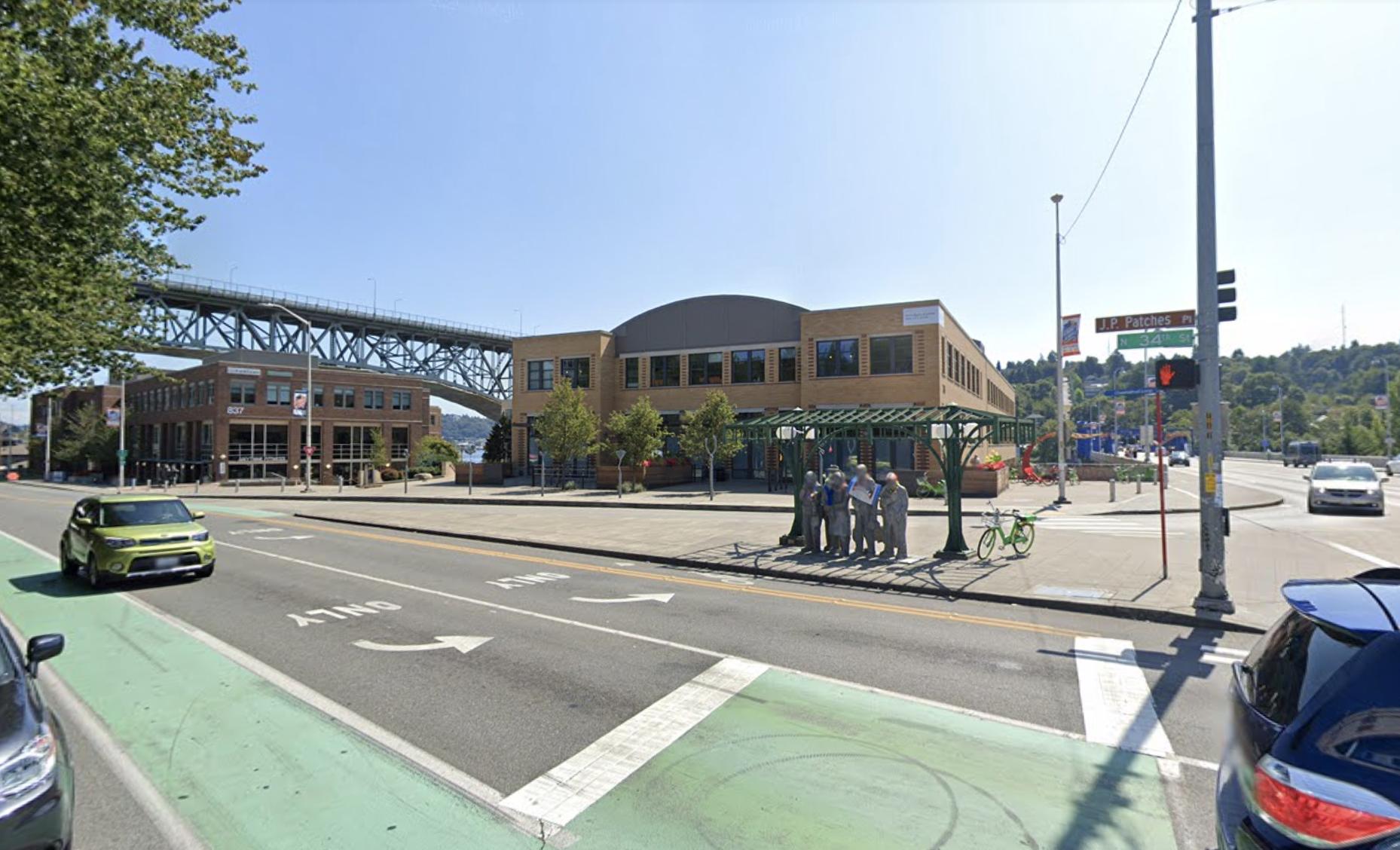 Detours coming to Fremont as bike lane enhancements start on N 34th St this week
