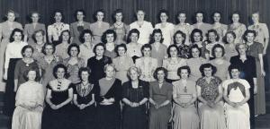 norwegian choir 80th