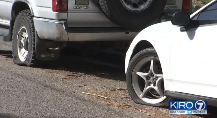 Briefs Tires Slashed Streetfight Bhs Jazz Litter Patrol Beer